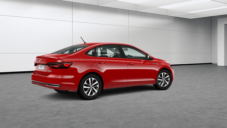 Volkswagen Virtus 2019 4