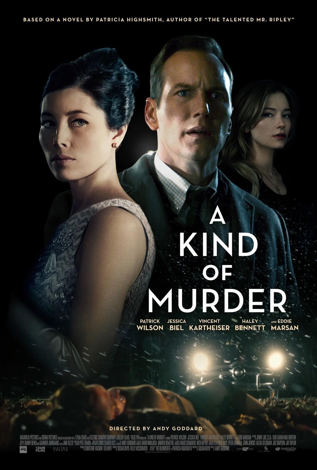 Kind Of Murder Xxlg
