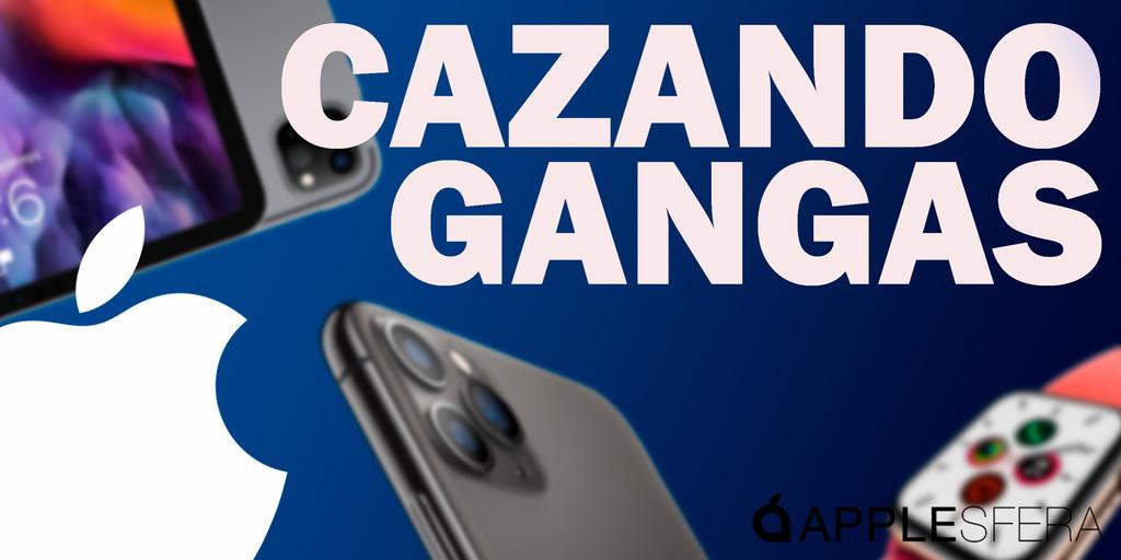 iPhone 11 Pro Max a 999 euros, iPhone XR por 464,55 euros y Apple Watch Series 5 de 44 mm por 364,99 euros: Cazando Gangas