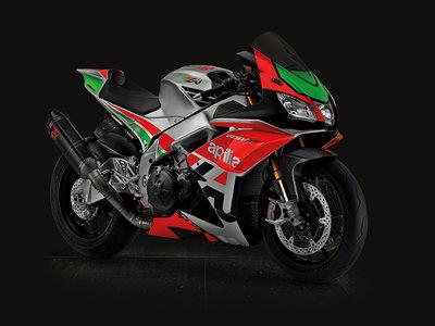 Aprilia RSV4 FW, 250 caballos de pepino italiano ¡con carenado aerodinámico estilo MotoGP!