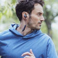 Los nuevos auriculares inalámbricos ATH-SPORT90BT de Audio-Technica apuestan por traer el reproductor musical incorporado de serie