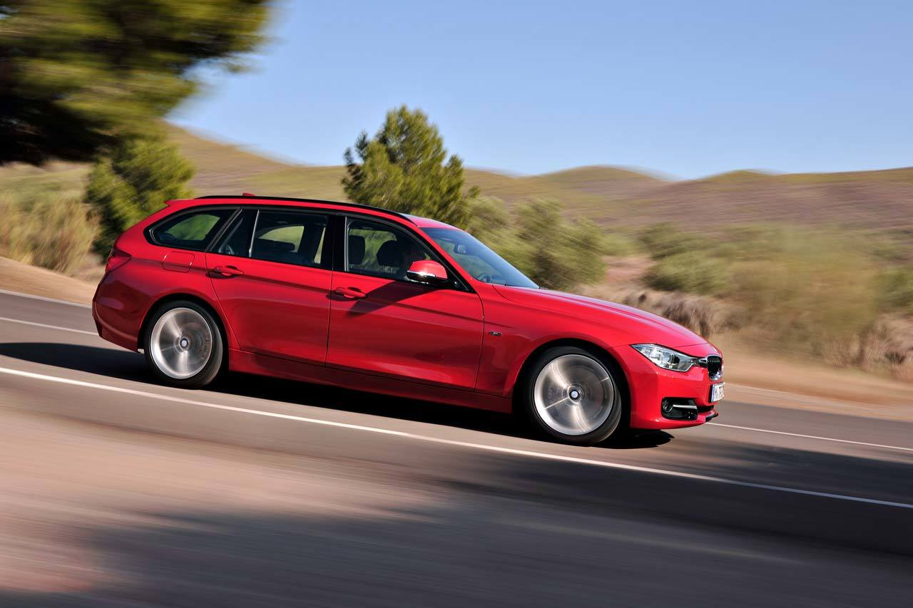 Foto de BMW Serie 3 Touring 2012 (28/43)