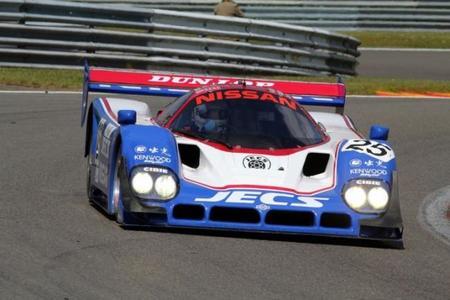 Nissan R90CK de 1990: el tercer coche más rápido de las 24 horas de Le Mans 2014