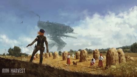 Hemos jugado a Iron Harvest, o cómo habría sido la guerra de 1920 en una realidad alternativa con máquinas y robots de por medio