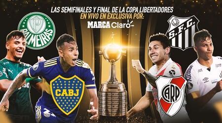 Las semifinales y la final de la Copa Libertadores se podrán ver gratis por YouTube en México: estos son los canales y horarios