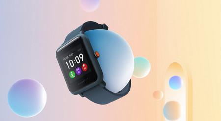 Amazfit Bip S Lite: el reloj más barato de Xiaomi pierde el GPS y gana en autonomía