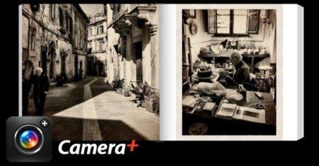 Bonito libro de fotos tomadas con un iPhone 4 y la aplicación Camera+