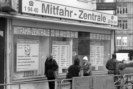 Mitfahr-Zentrale