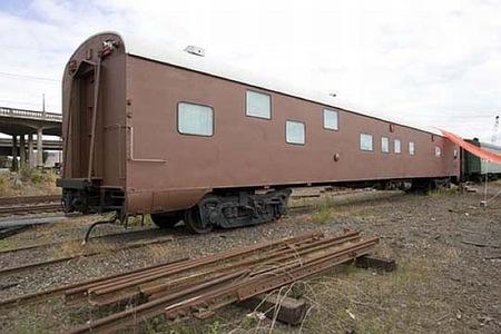 Casas poco convencionales: vivir en un vagón de tren