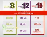 Vodafone yu: llamadas ilimitadas, SMS e internet ilimitado desde 8 euros al mes en prepago