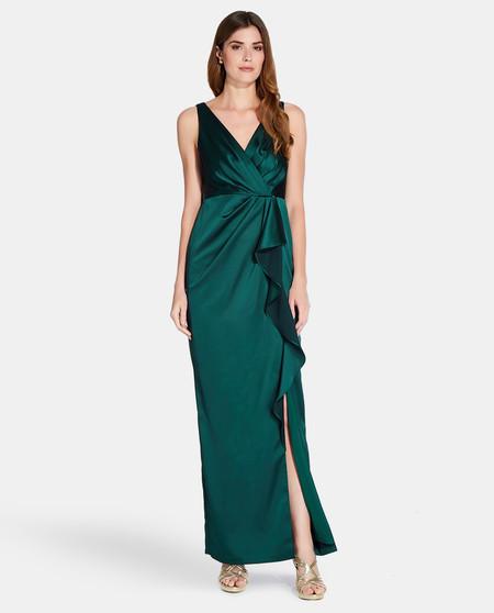 Vestido largo de mujer Lauren Ralph Lauren de fiesta