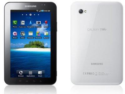 Samsung Galaxy Tab tiene un coste por componentes de 205 dólares, según iSuppli