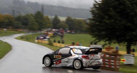 Kimi Raikkonen puede estar ante sus últimos rallyes en el WRC