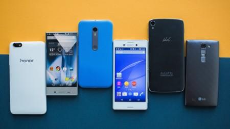 Tengo 3,000 pesos, ¿cuáles son los mejores smartphones que puedo comprar?