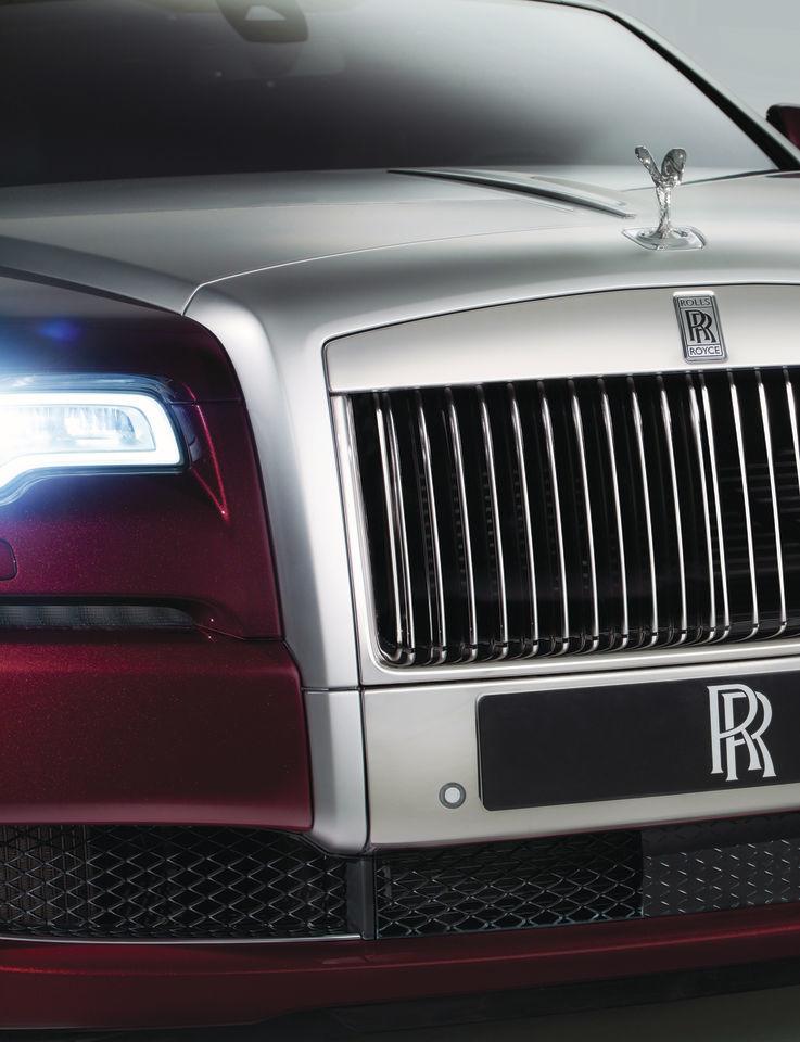 Foto de Rolls-Royce Ghost Series II (7/19)