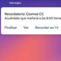 Google Mensajes: cómo crear un recordatorio a través de un mensaje