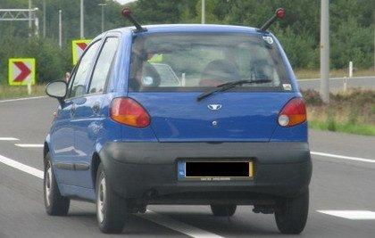 Daewoo Matiz 2007: ahora con antenitas