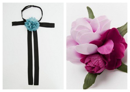 Flores Broches Asos