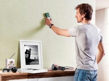 Consigue un detector para tus DIY y taladra con seguridad