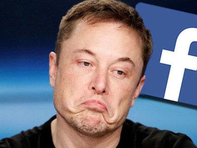 Nuevo golpe a la imagen de Facebook: Elon Musk cierra las páginas de Tesla y SpaceX