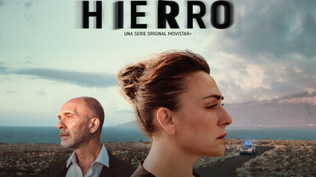 'Hierro': un solvente thriller de Movistar que sabe sacar partido al entorno canario