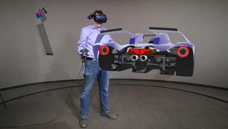 Ford implementa la realidad virtual 3D para el diseño de sus vehículos