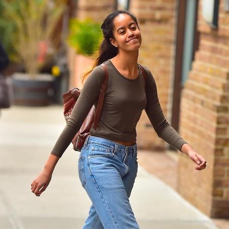 Este es el estilo favorito de Malia Obama: de Primera Hija a estudiante normal en la universidad