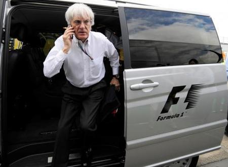 Bernie Ecclestone no hará la vista gorda con Spa