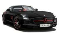 Mercedes-Benz SLS AMG Matte Edition, sólo para Japón