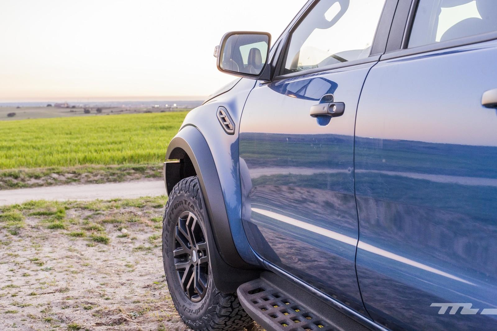 Foto de Ford Ranger Raptor 2020, prueba (21/36)
