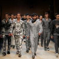 El Western Siciliano de Dolce & Gabbana presentado durante la Semana de la Moda en Milán
