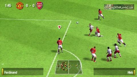 Foto de Nuevas - FIFA 09 - PSP (1/9)