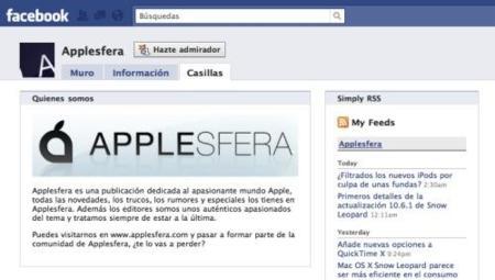 Integra las notificaciones de Facebook en tu escritorio mediante GeekTool 3