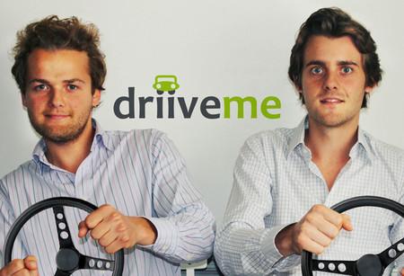 Driive Me, la app que revoluciona el concepto de car sharing