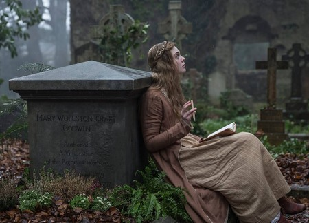 'Mary Shelley': un impecable biopic que hace justicia a la madre de Frankenstein