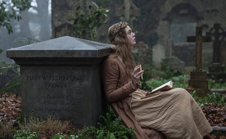 'Mary Shelley': un impecable biopic que hace justicia a la madre de Frankenstein
