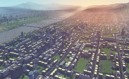 Podréis empezar a planificar vuestras propias ciudades en Cities: Skylines a partir de marzo