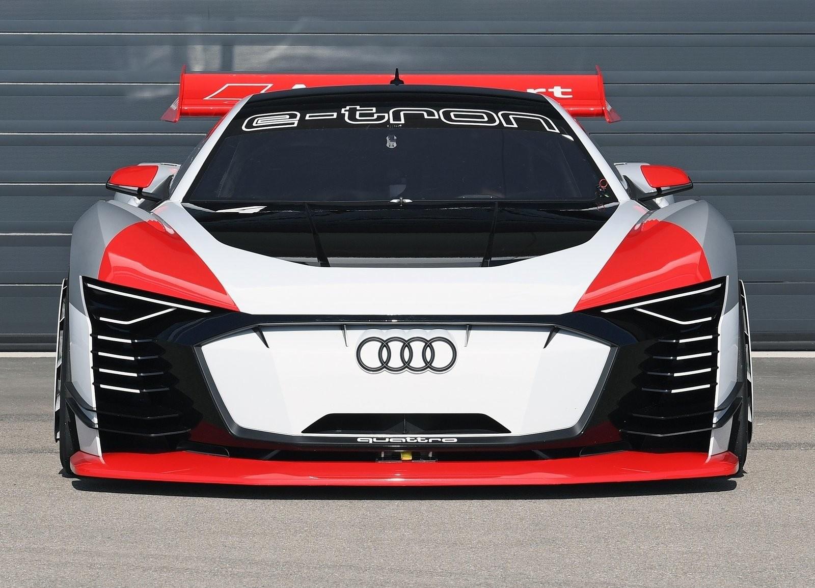 Foto de Audi e-tron Vision Gran Turismo Concept (6/12)