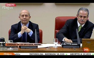 La comparecencia del Ministro de educación Wert del 31 de enero 2012 propone importantes cambios en educación