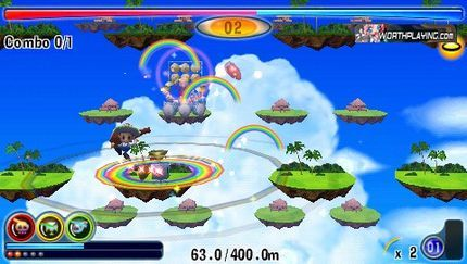 'Rainbow Islands Evolution' en imágenes