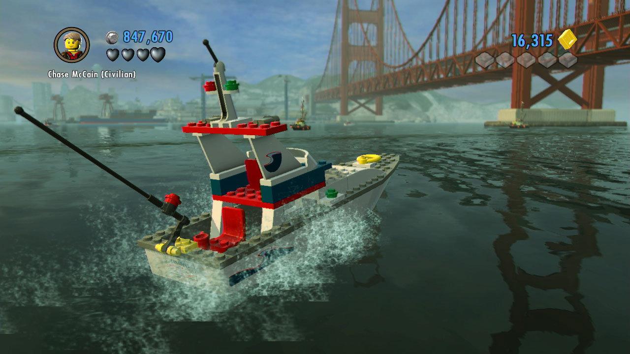 Foto de Lego City Undercover (4/8)