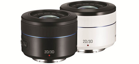 Samsung 45mm 2D/3D