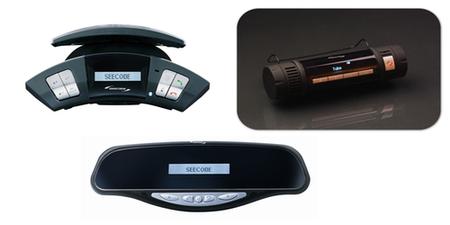 Seecode, manos libres Bluetooth para el coche