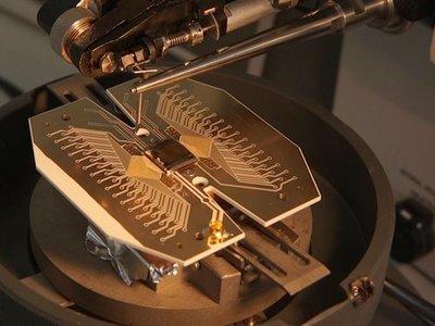 El primer modelo industrial de ordenador cuántico será como un edificio