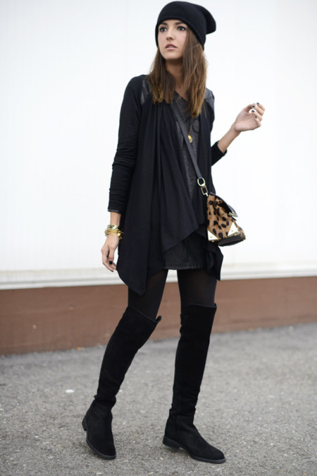 Lovelypepa con botas altas