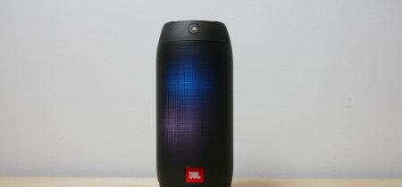 JBL Pulse 2, análisis: compacto, buena calidad de sonido y leds para iluminar la experiencia