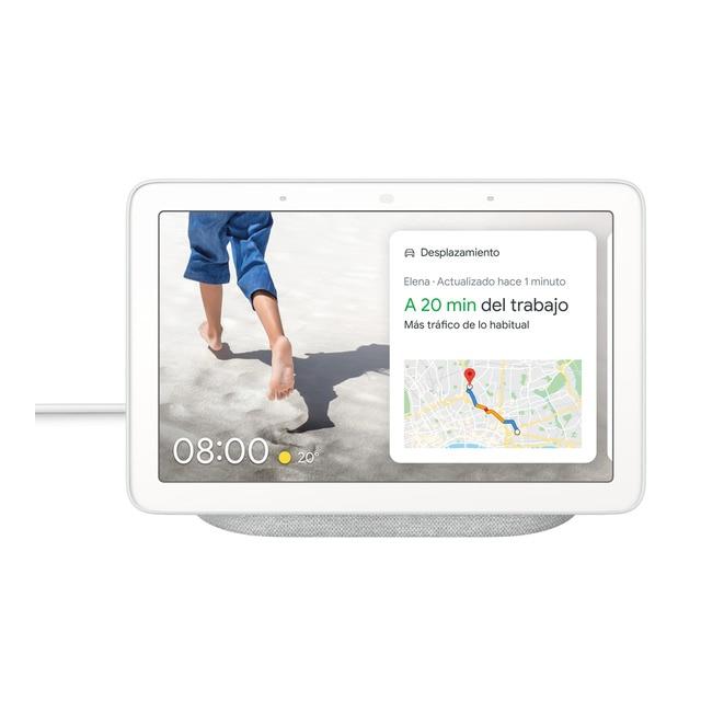 Pantalla inteligente Google Nest Hub Carbón