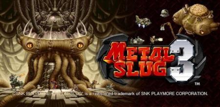 Metal Slug 3 hace su llegada a Android