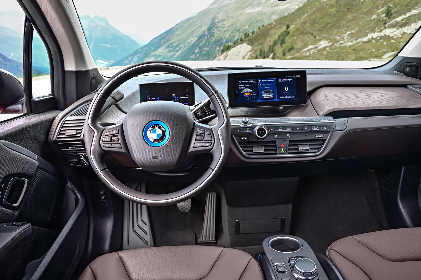 Foto de BMW i3 y i3s 2018 (87/139)