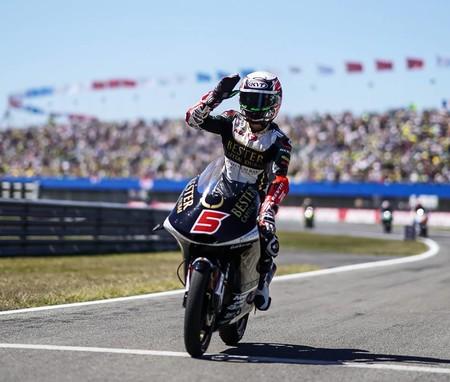 Jaume Masia Gp Holanda Moto3 2018